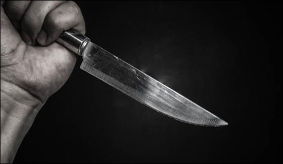 Motorcyclist Carried Knife Attack On Waomen In Lahore