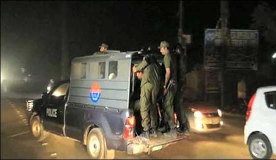 Okara Police Two Robberies Killed