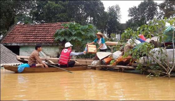 Vietnam Flood In Six Killed