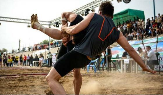 World Beach Wrestling 2 Pakistani Wrestlers Leave For Turkey