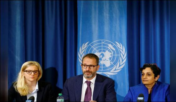 United Nation Released Report On Myanmar Armys Crime Against Humanity