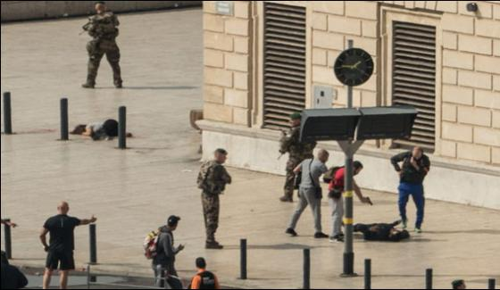 Francemurder Of Women In Marseille Attackers Brother Arrested