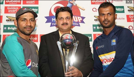 Pakistan Vs Sri Lanka Will Be Played First One Day Today