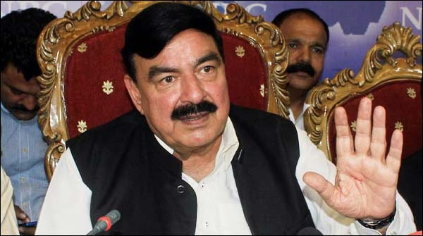 This System Can Not Run More In This Way Sheikh Rasheed