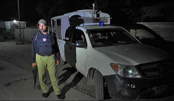 Search Operation In Gujranwala As 20 Suspects Arrested