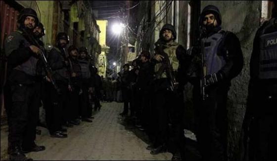 Quetta Ctd Operation Terrorists Killed