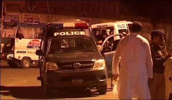 Karachi Police Operations Six Suspects Arrest