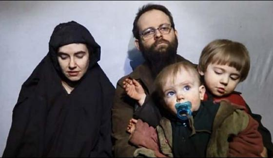 Family Freed From Taliban Captivity Leaves Pakistan For Canada