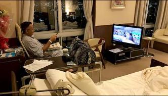 جاپان میں مریضوں کے لئے خصوصی سوئٹ روم