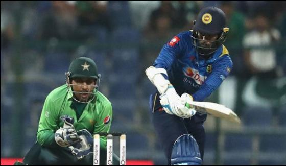 Pakistan Beats Srilanka Again In Abu Dhabi By 32 Runs