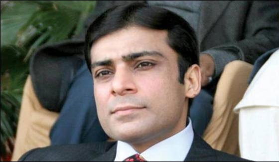 Politics Of Artificial Ways Can Not Run Here Hamza Shahbaz