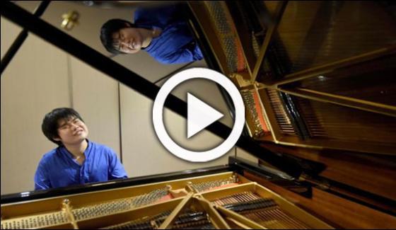 Japans Blind Piano Maestro