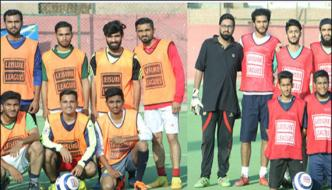 Leisure League Football Free Style Fc Defeated Soviners