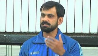Cricketer Mohammad Hafeez Make Unique Record In One Day Cricket
