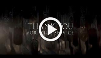 Highlights Of War Film Thank You For Your Service