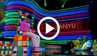 Chinese Rubik Kid Can Solve 3 Cube At The Same Time