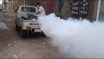 The Last Phase Of Anti Dengue Campaign In Peshawar