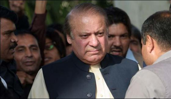 Indicted In Indiscriminate Crime Cannot Be Viewed Nawaz Sharif