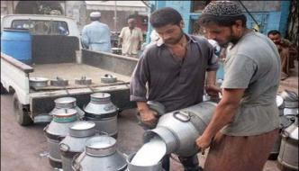Dairy Farms Association Urgers To Commissioner Karachi For Adjust Milk Prices