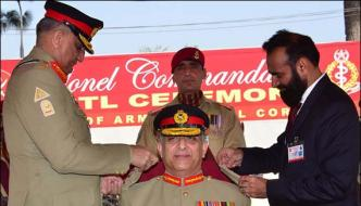 Army Chief Visits Army Medical Centre Abbottabad