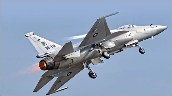 Jf17 Thunder Fighter Aircraft Will Be Part Of Myanmar