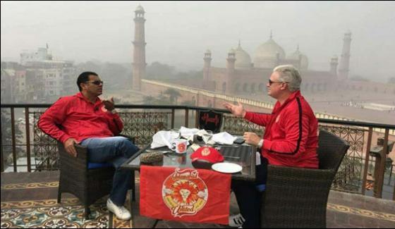 International Cricket In Pakistan Pakistan Cricket Board Doing Well Done Job Dean Jones