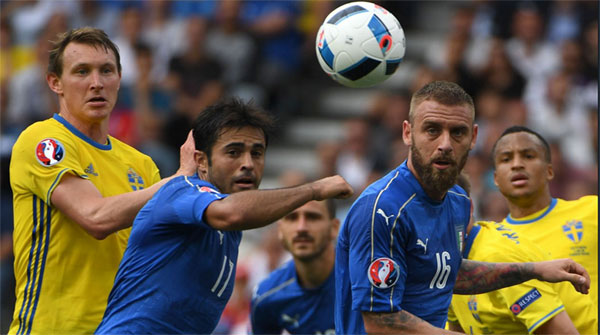Four Time Champion Italy Out From Qualify Round