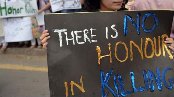Increase In Honor Killing Cases