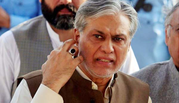 Court Issues Non Bailable Warrants Against Finance Minister Ishaq Dar