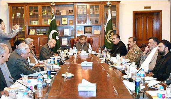 Pm Announces 10 Year Package For Balochistan