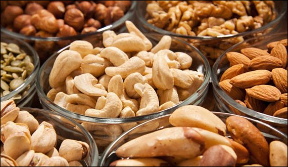 Almond Hazelnut And Dry Fruits Good For Heart Health And Thyroid Control
