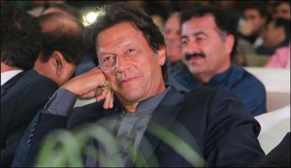 Terrorism Case Made On Peaceful Protest Imran Khan