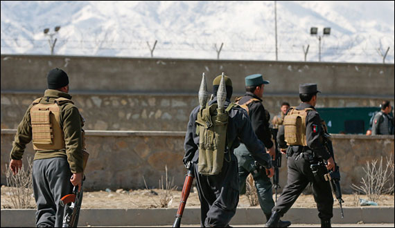 31 Afghan Security Personnel And In Response To The Attack 65 Taliban Killed