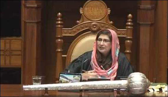 Opposition In Sindh Assembly Warns Shehla Raza