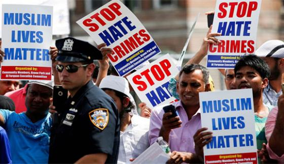 Hate Crime Increase 5 In Usa