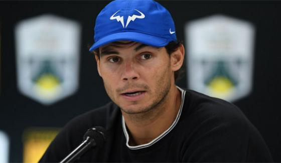 Number One Tennis Star Rafael Nadal Injured