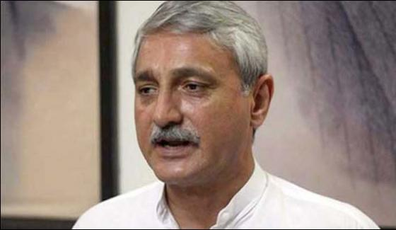 Jahangir Tareen Seems The Beneficiary Off Shore Company Owner Chief Justice