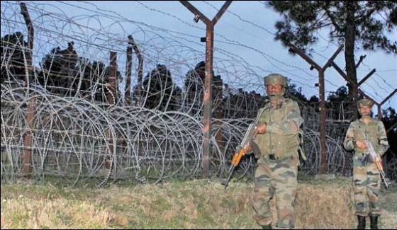 Indian Forces Firing At Loc Woman Dead