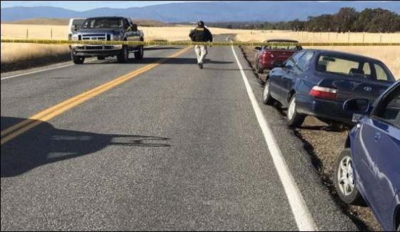 Firing In California Tehama County With 4 Killed