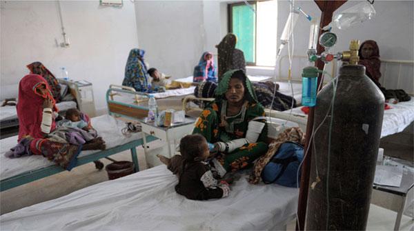Thar Lack Of Health Facility