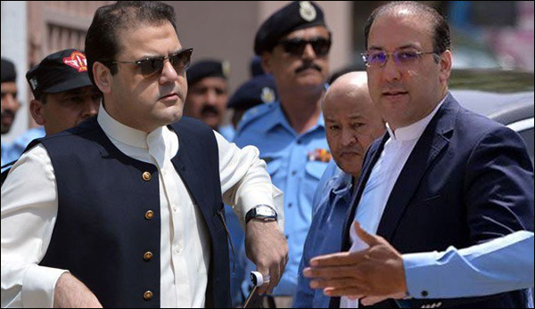 Accountability Court Declare Hassan And Hussain Nawaz As Absconders