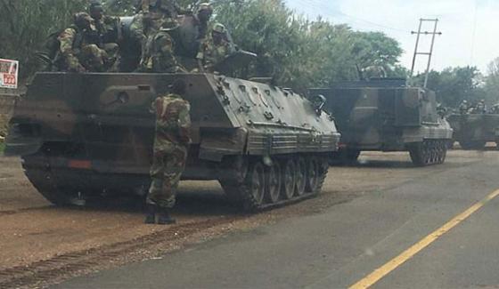 Zimbabwes Rebellion Against Government