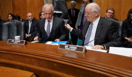 Us Senate Committee Questions Trump Nuclear Authority