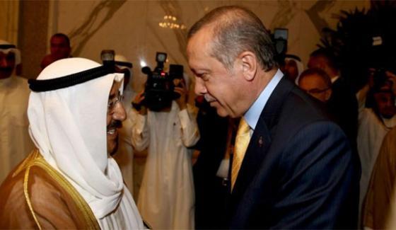 Rajab Erdogan Meeting With Ameer Shaikh