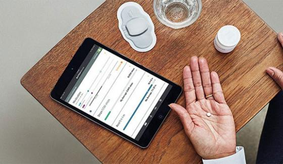 Us Health Department Introduced Digital Tablet