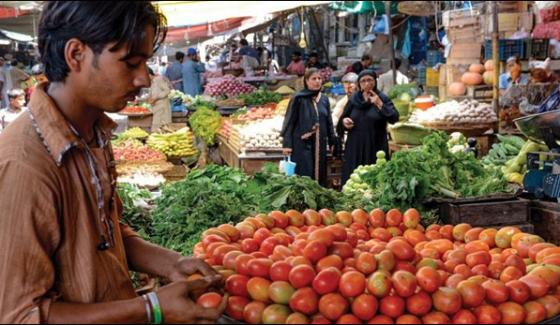 Onions In Vegetable Market Tomato Became Cheaper