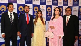 Indias Ambanis Top Asia Family Rich List