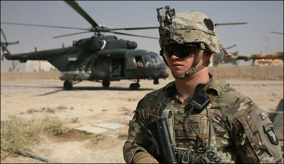 Us Troops Increased Military Operations In Somalia