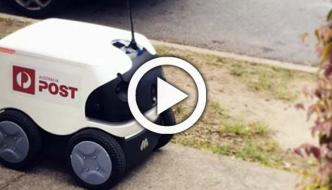 Australia Posts New Delivery Robot No Better Than An Esky On Wheels Expert Says