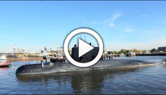 Argentina Missing Navy Sub Tried Contacting Bases